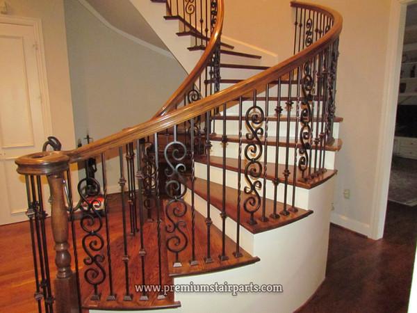 Stair design railing