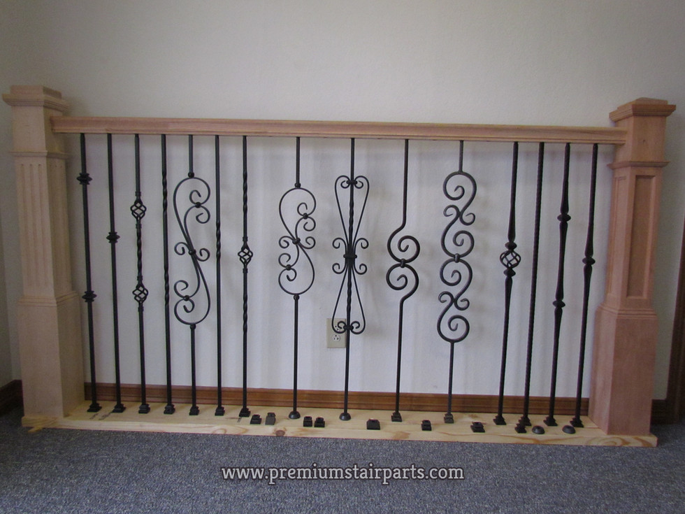 Staircase pattern example