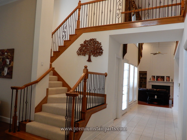 Spindles for stair