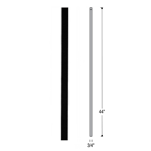 Mega Plain Square Bar