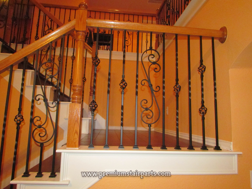 Staircase remodeling