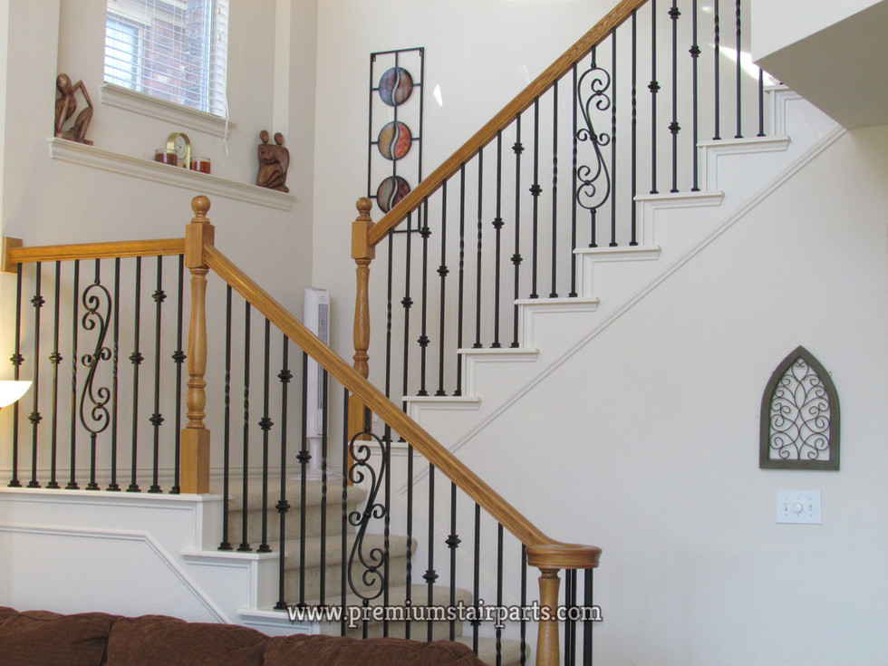 Parts for stairs