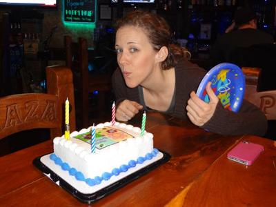 claire JLO cake
