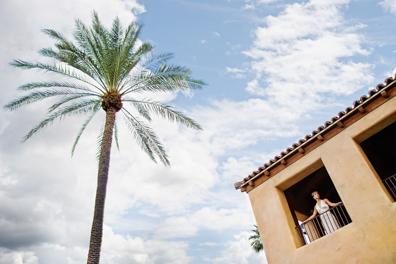 Gorgeous Bride - Royal Palms