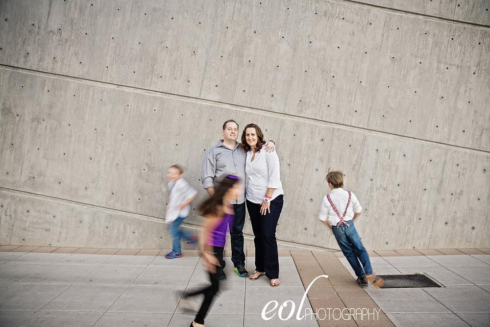 Mesa Arts Center Family Photography