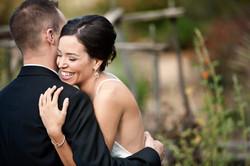 DC Ranch Wedding Couple