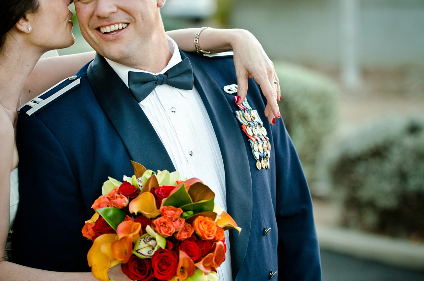 Military Wedding - Legacy Ballroom