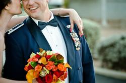Military Wedding - Legacy Ballroom