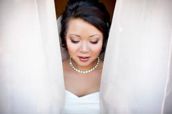 Beautiful Bride at Sedona Rouge