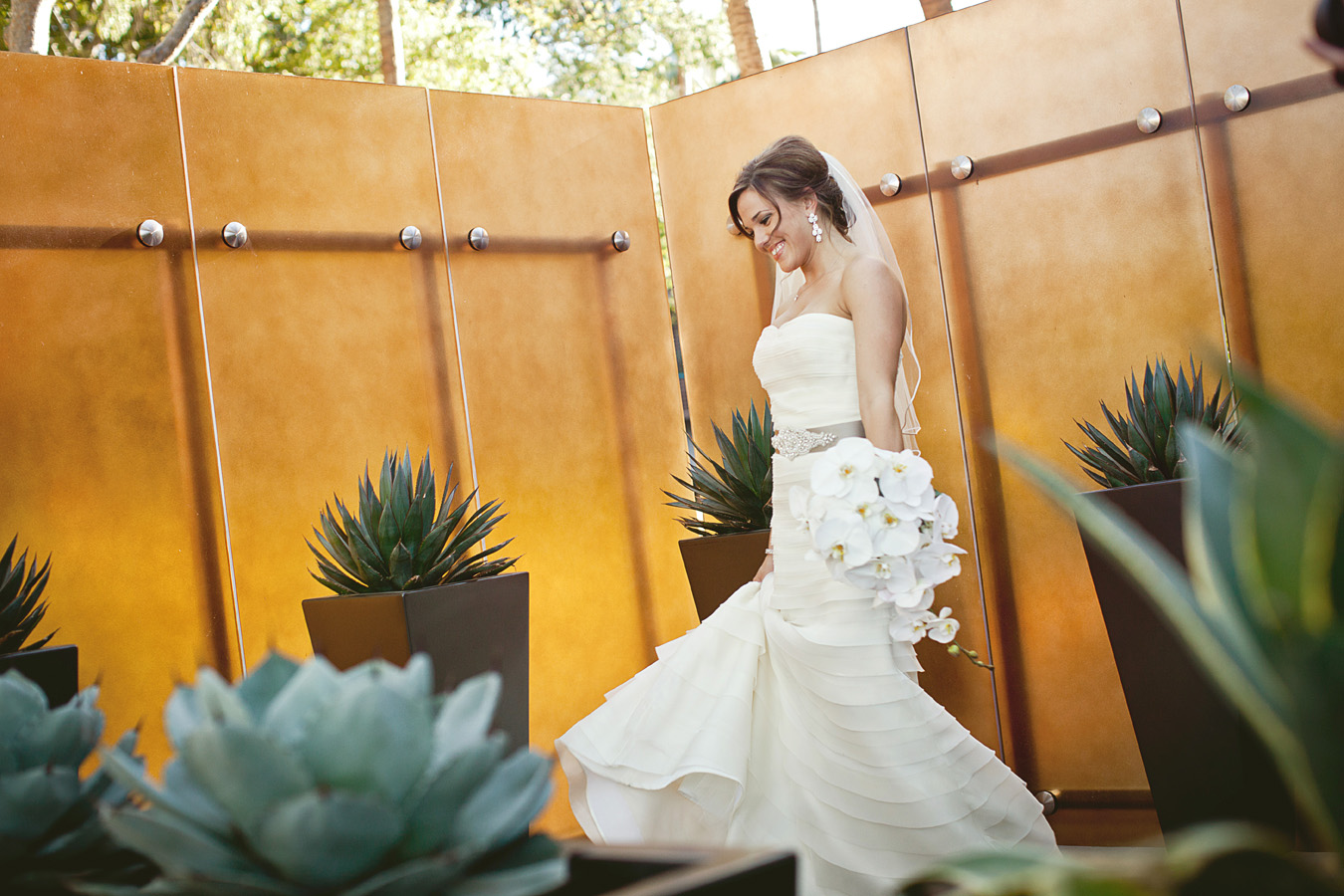 Gainey Ranch Twirling Bride
