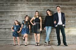 Stylish Family of 5