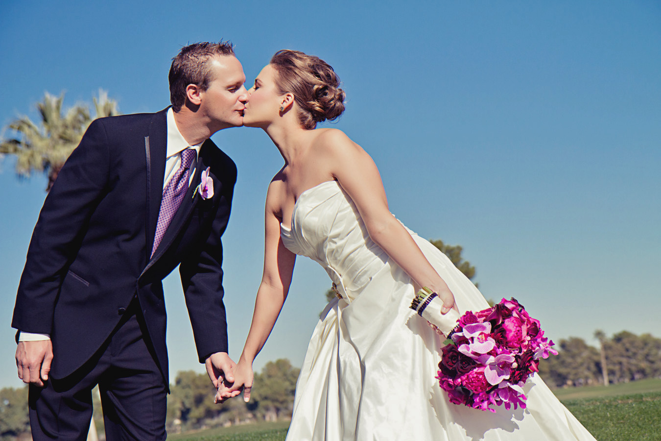 Wedding Kisses - Wigwam