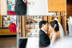 Bride and Groom - Valley Ho