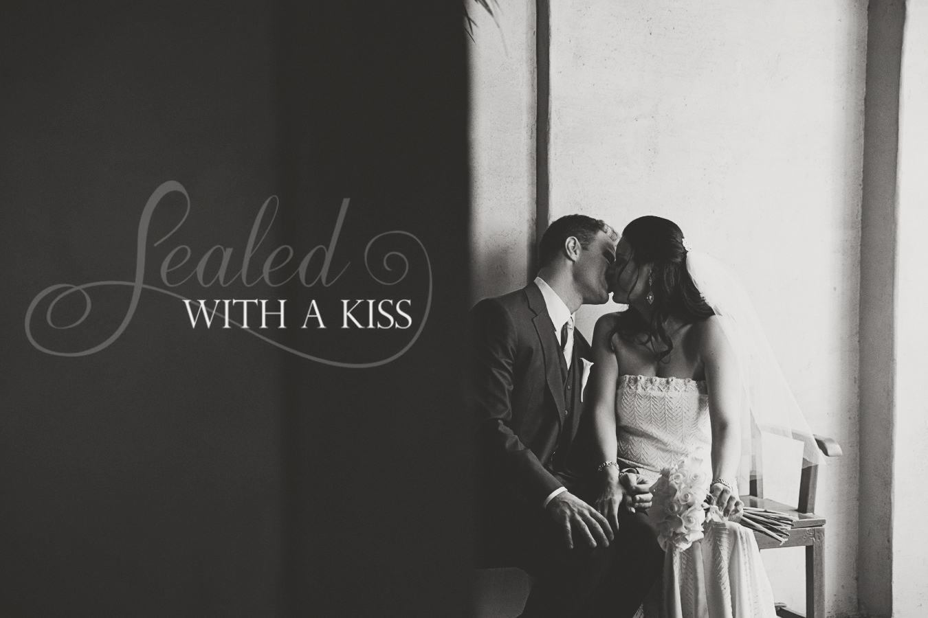 Stolen Kisses Royal Palms Wedding