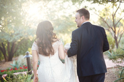 Romantic wedding - El Chorro