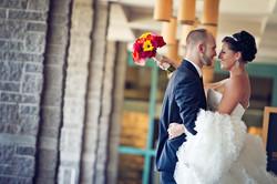 Bride and Groom Biltmoore