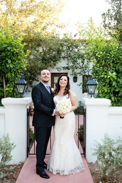 Wedding Couple - El Chorro