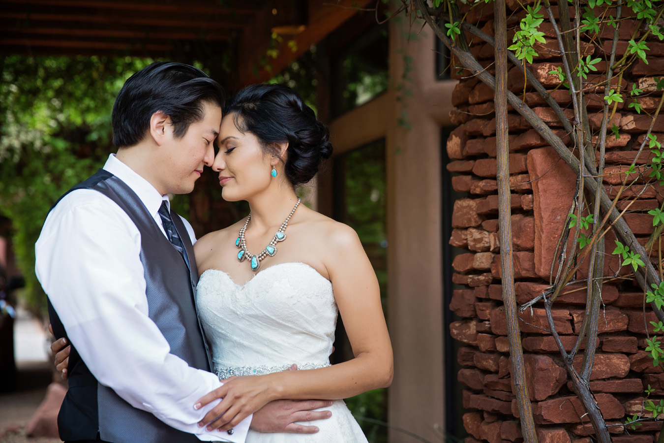 Romantic Sedona Wedding