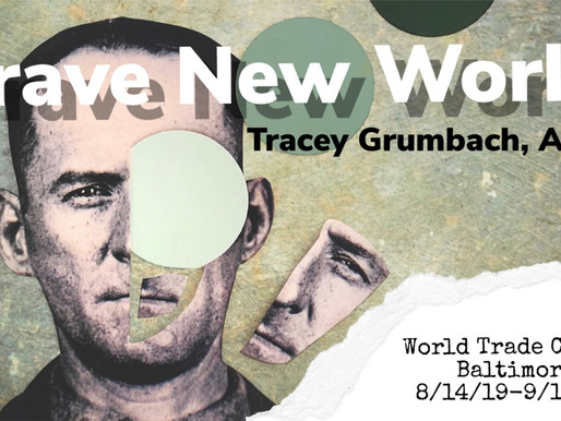 Brave New World Exhibit at the World Trade Center in Baltimore