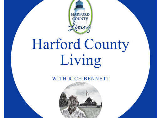 "Tracey Grumbach on ""Harford County Living"" Podcast"