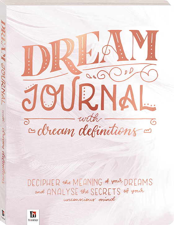 Dream Journal Book Cover