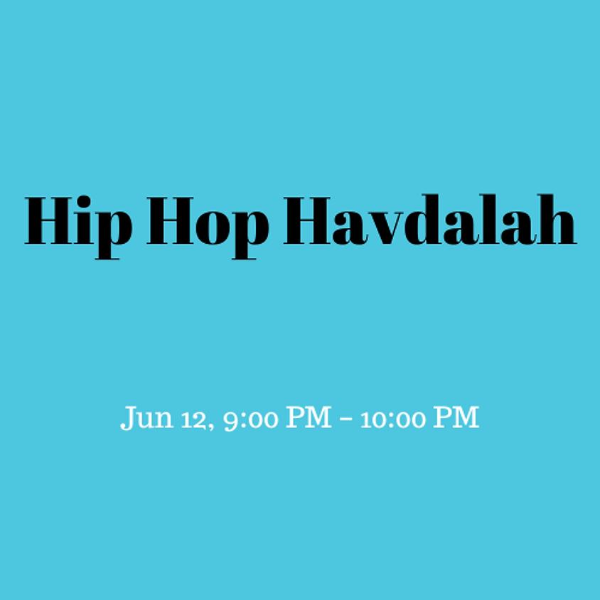 Hip Hop Havdalah