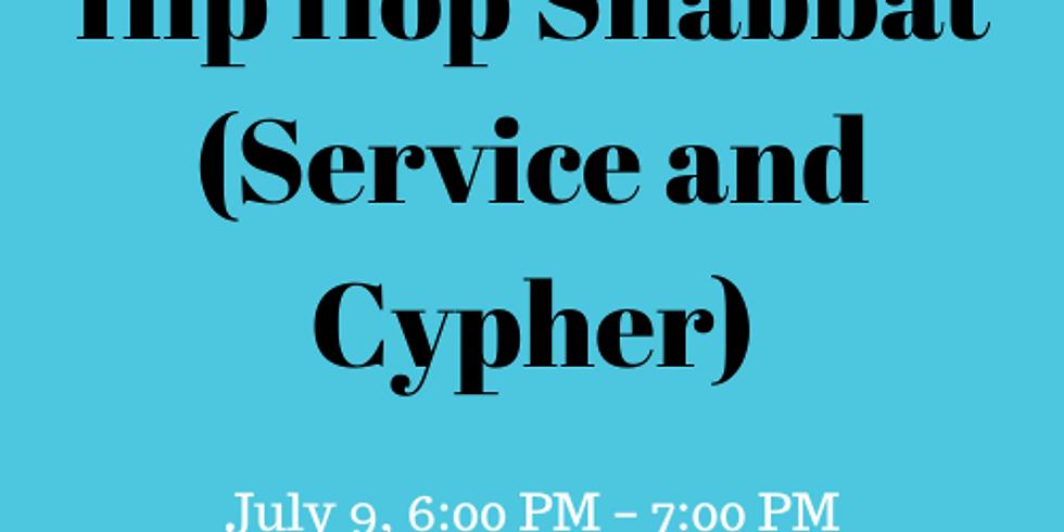 Hip Hop Shabbat (Service and Cypher)