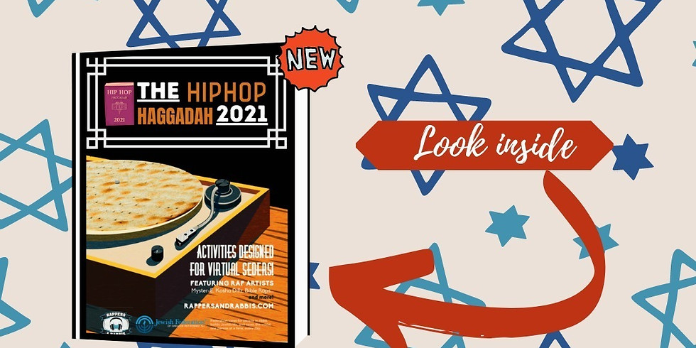 The Hip Hop Haggadah: Bring the Cypher to YOUR seder!