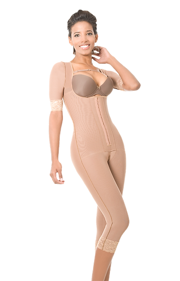 7010 - LONG ARMS AND LONG LEG BODY SHAPER