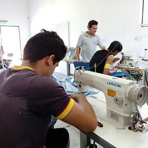 Oficios - Confección textil