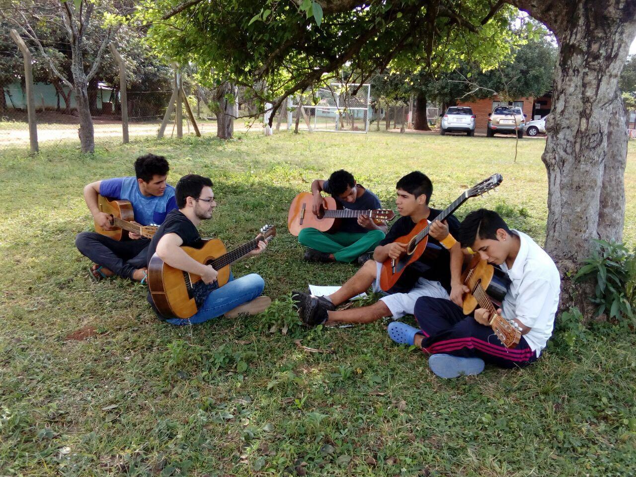 Clases de Guitarra CMT 3