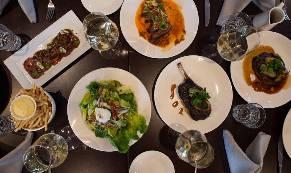 Char Barossa Table
