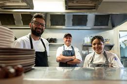 Char Barossa Kitchen Team