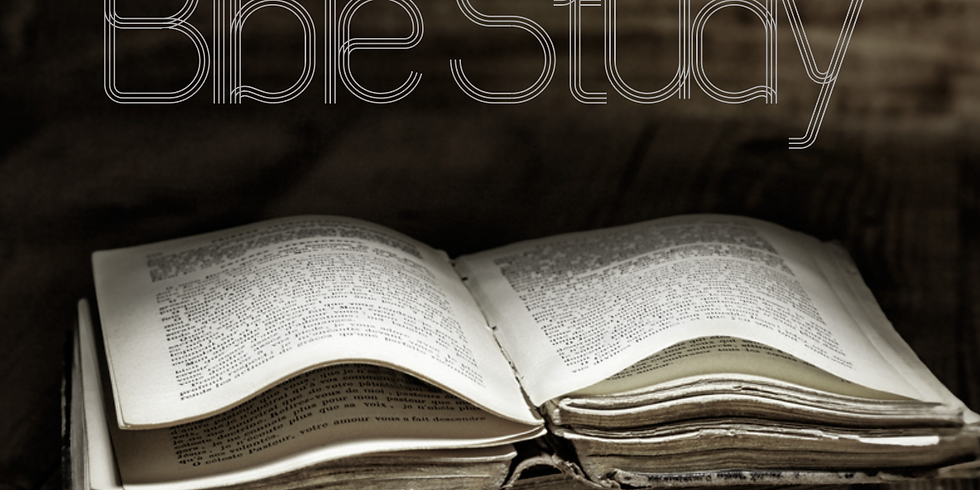 College Young Adult Bible Study