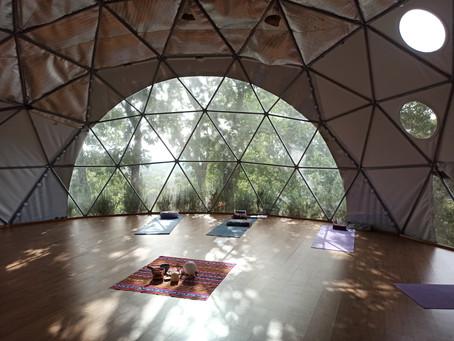 Un primer Retiro de Yoga