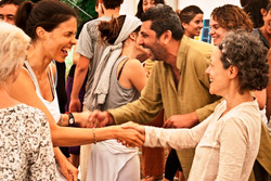 Laughter Yoga Workshop Spain 2013