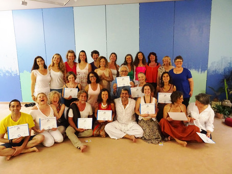 Laughter Yoga Leader Training in Lausanne June 2015