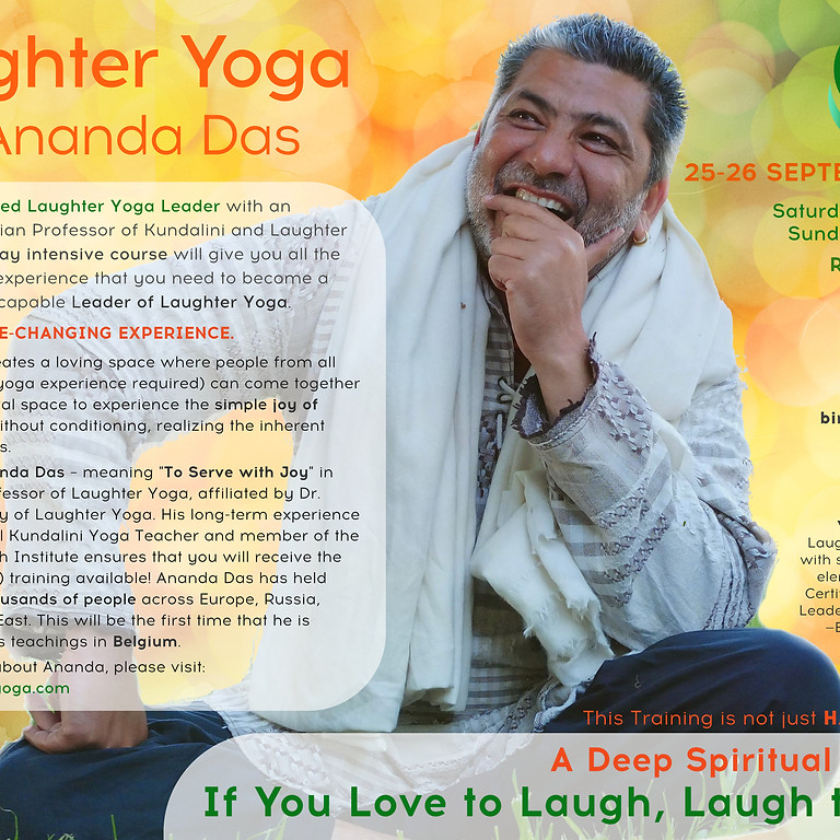 Laughter Yoga Certified Weekend Intensive