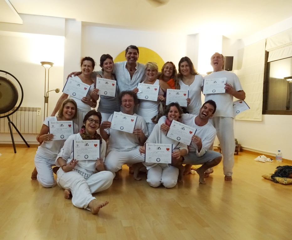 Laughter Yoga Leaders Barcelona