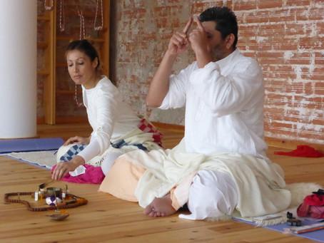 "Kundalini Yoga Workshop ""SATPREM"" in Empuriabrava, Spain."