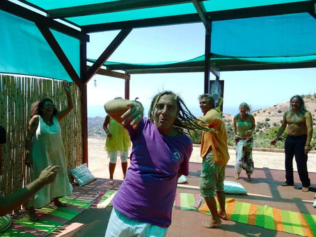 Laughter Yoga Workshop In Crete, Greece