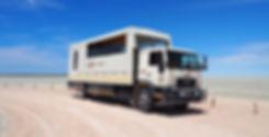 Truck at Etosha Pan - Namibia.JPG