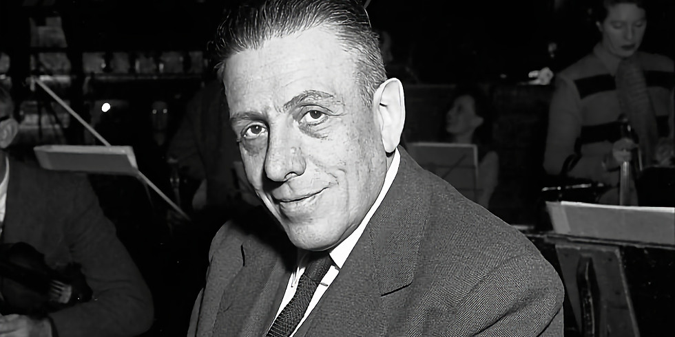"""Concerts on Colonial Presents  - """"The Music of Francis Poulenc."""""""