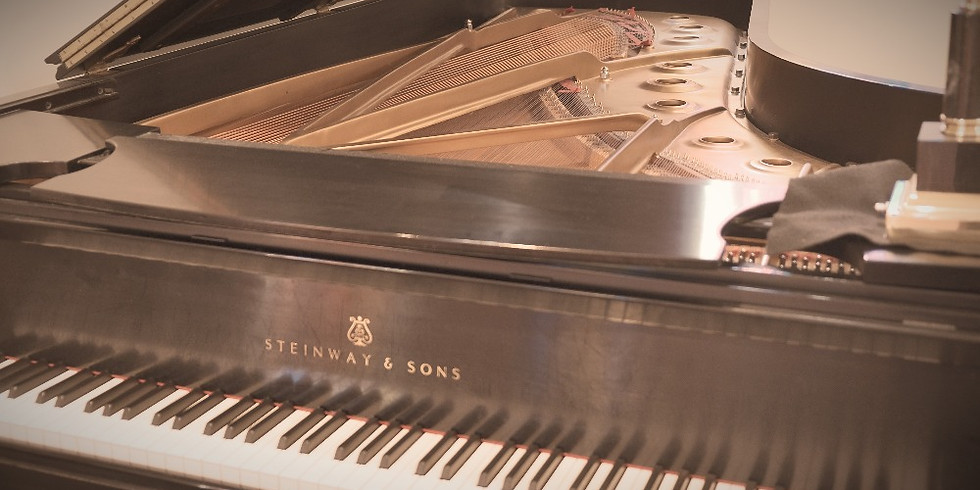 Concerts on Colonial Presents Classical Pianist Ilya Itin
