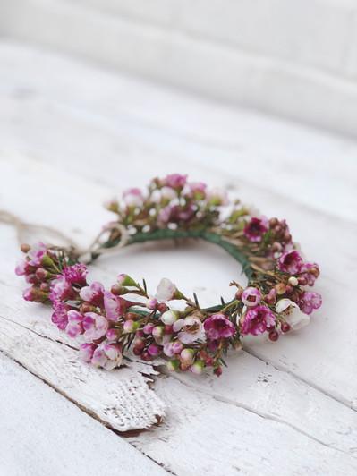 WaxFlower Flowercrown