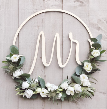 Wedding Hoop