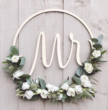 Wedding Hoop