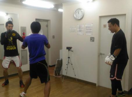 ボクシング教室再開のお知らせ