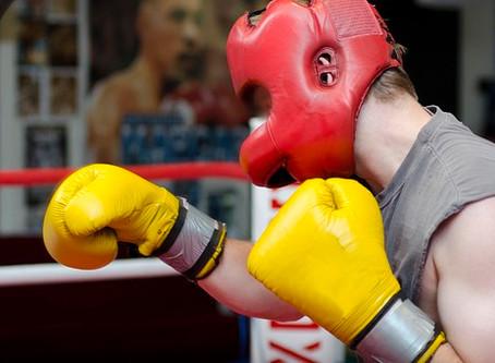 ボクシングで一番最初に習う技術