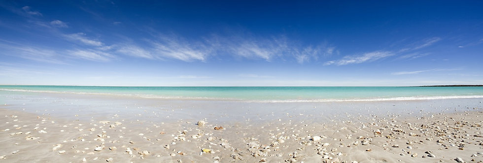 Shell Beach, Broome